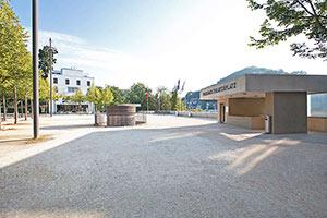 Parkhaus Theaterplatz